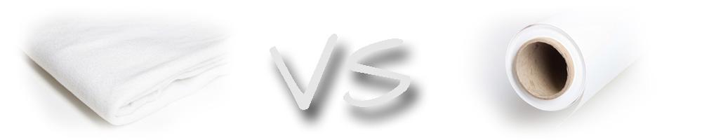 Blog - Technik - Stoff vs Papier