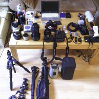 Wildlife - Fotosafari in Afrika - Equipment