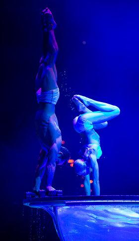 Feuerwerk der Turnkunst @Barclaycard Arena - (IMAGINE)